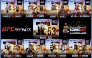 IF53 Fightcard